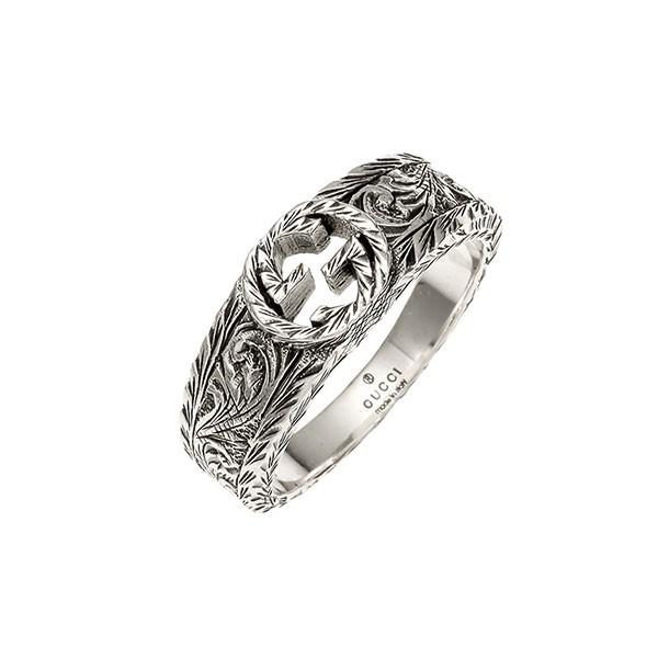 グッチ GUCCI メンズ リング 指輪 455249-J840007...