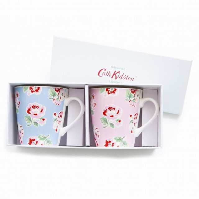 CathKidston 616362 S 2 Mini Stanley Mugs Ashdo...