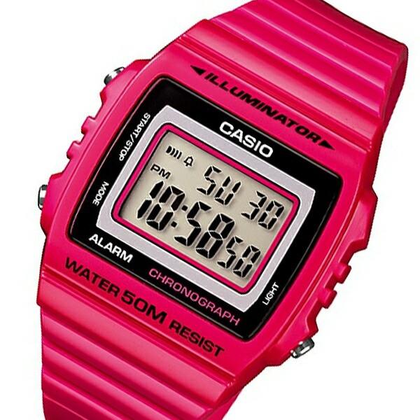 カシオ CASIO W-215H-4A 腕時計メンズ レディース...