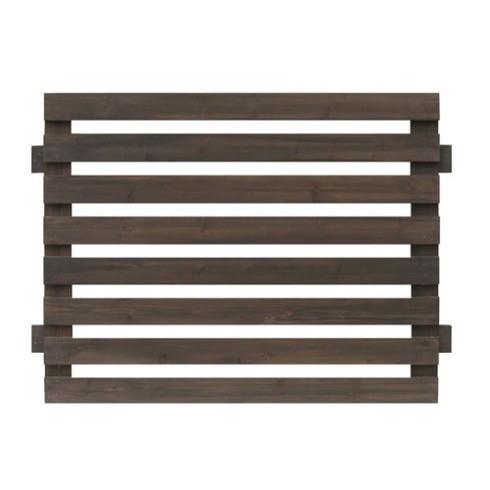 フェンス 木製フェンス 天然木製 ガーデンフェン...
