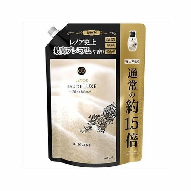 P&Gジャパン レノアオードリュクス 柔軟剤 イノセ...