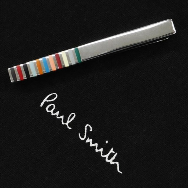 PAUL SMITH ポールスミス タイバー MEN TIE PIN R...
