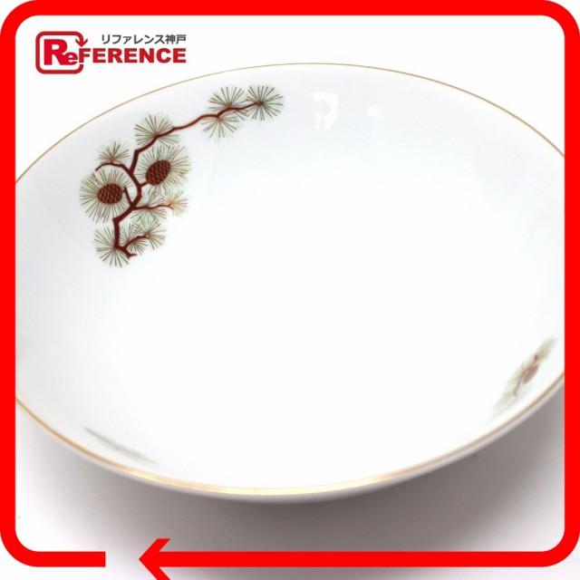 あす着 FUKAWA SEIJI 深川製磁 松柄 平鉢 大皿 ...