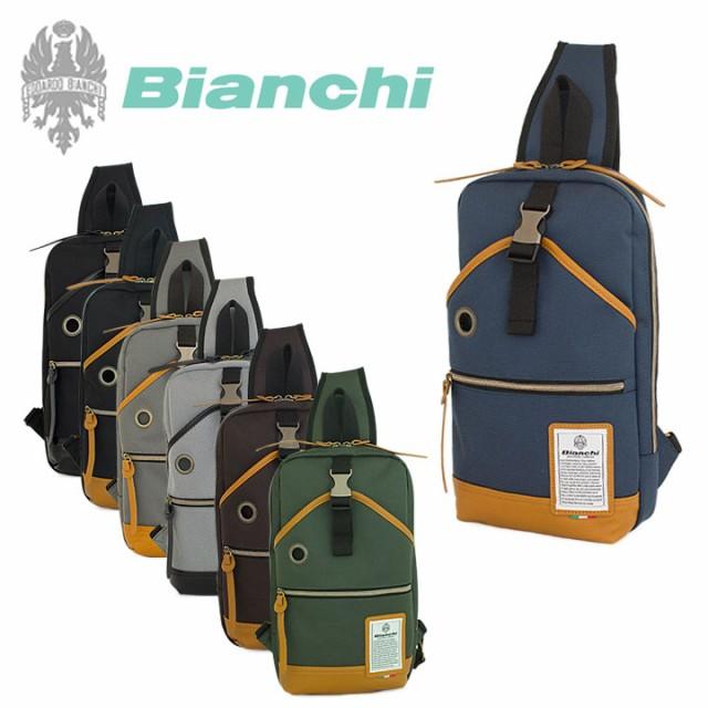 ビアンキ Bianchi ボディバッグ NBTC-10 ワンショ...