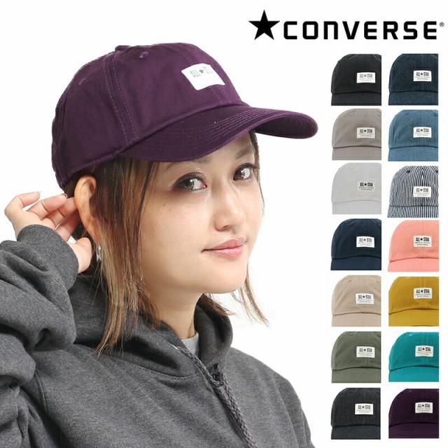 コンバース キャップ 187112702 CONVERSE 帽子 ロ...