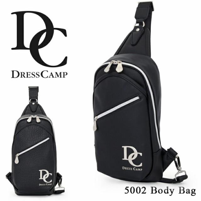 ドレスキャンプ DC DRESSCAMP ボディバッグ DC-50...