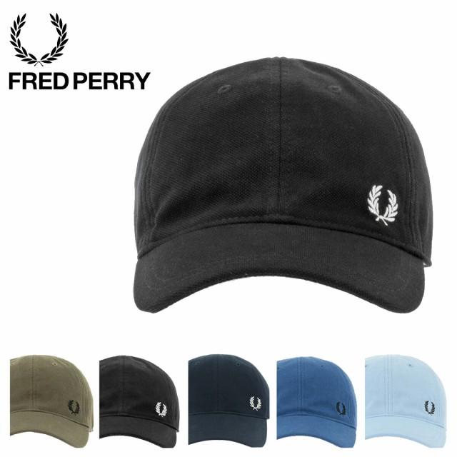 フレッドペリー キャップ HW3650 FRED PERRY PIQU...