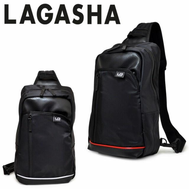 ラガシャ LAGASHA LG COMFORT ボディバッグ 7045 ...