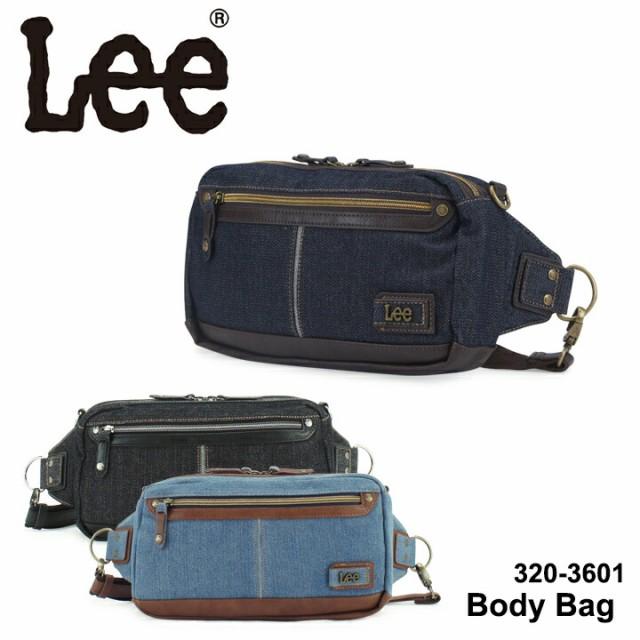 リー Lee ウエストバッグ 320-3601 duke ボディバ...