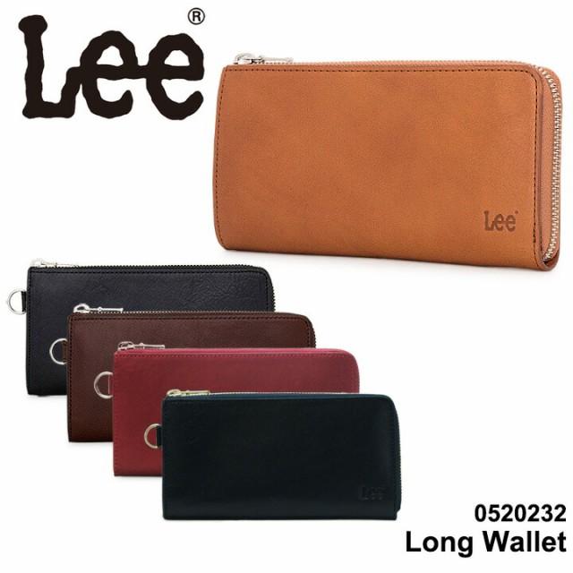 リー Lee 長財布 0520232 イタリアンレザー L字フ...