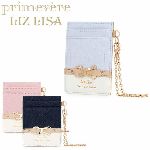 リズリサ LIZ LISA パスケース 64368 ティー 【 ...