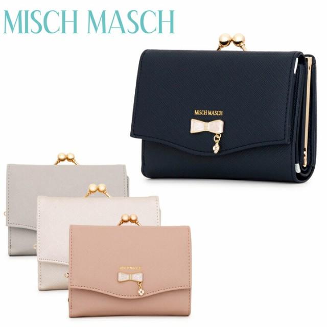 ミッシュマッシュ MISCH MASCH 三つ折り財布 6711...