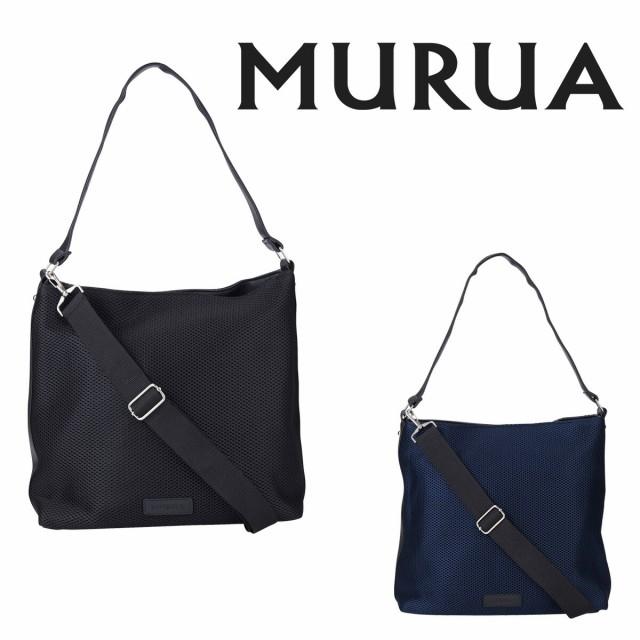 ムルーア MURUA ショルダーバッグ MR-B612 メッシ...
