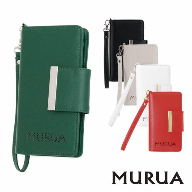 ムルーア MURUA 全機種対応 スマホケース MR-G575...