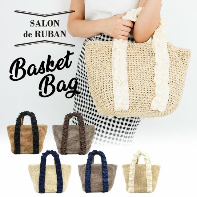サロン ドゥ リュバン SALON de RUBAN トートバッ...