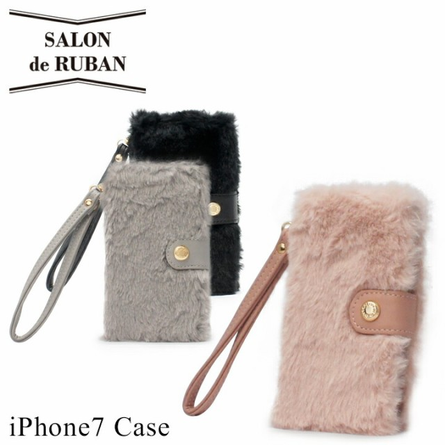 サロン ドゥ リュバン SALON de RUBAN iPhone8 iP...
