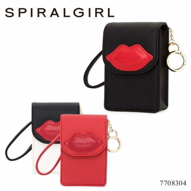 スパイラルガール SPIRAL GIRL シガレットケース ...