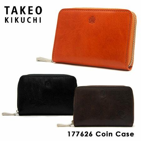 タケオキクチ コインケース 177626 財布 小銭入れ...