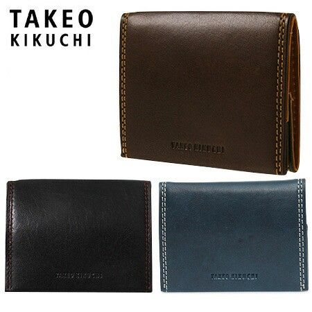 タケオキクチ コインケース 505013 財布 小銭入れ...