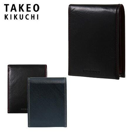 タケオキクチ 財布 510013 二つ折り財布 札入れ ...