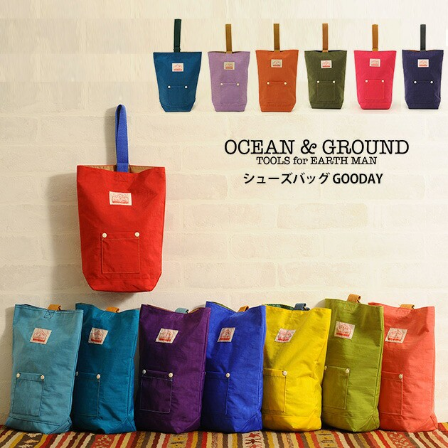 OCEAN&GROUND オーシャンアンドグラウンド シュ...