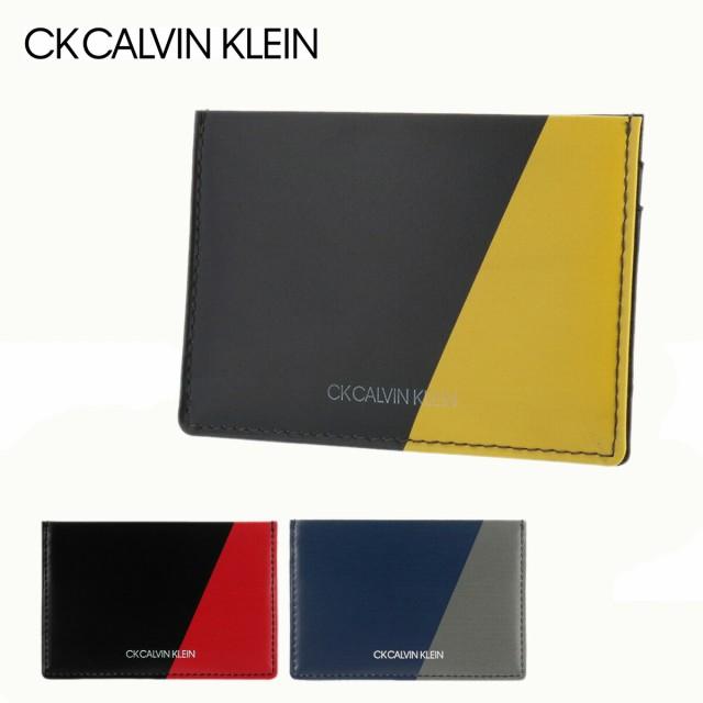 カルバンクライン プラティナム カードケース 827...