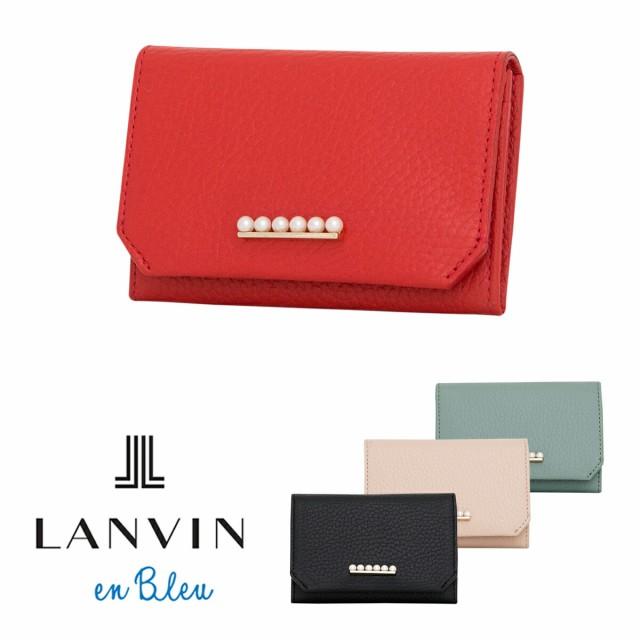 ランバンオンブルー LANVIN en Bleu 名刺入れ 481...