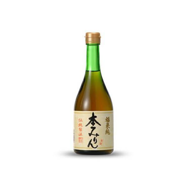 3本セット 白扇酒造 伝統製法熟成本みりん 500ml...