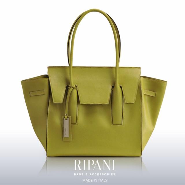 RIPANI/リパーニ イタリア製 牛革 トートバッグ A...