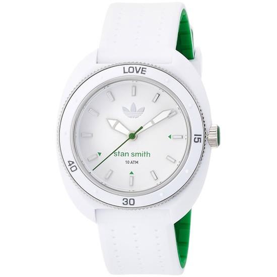 adidas スタンスミス 腕時計 adh3122 ホワイトグ...