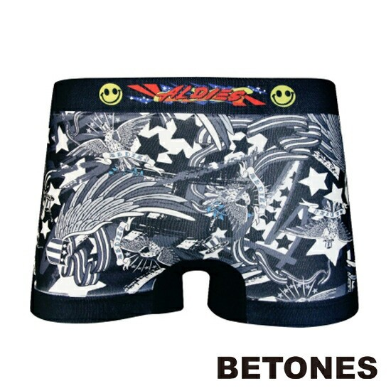BETONES ビトーンズ ボクサーパンツ メンズ BETON...