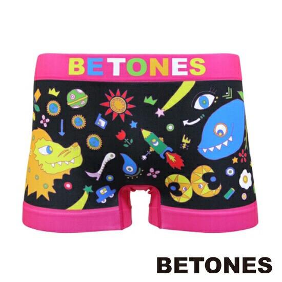 BETONES ビトーンズ ボクサーパンツ メンズ DESIG...