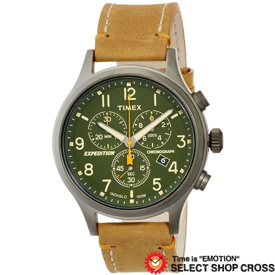 TIMEX タイメックス Expedition scout metalchron...