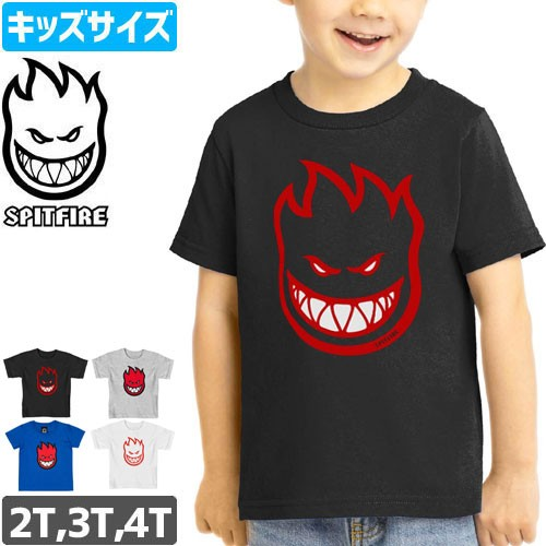 【SPITFIRE キッズ Tシャツ】BIGHEAD TODDLER TEE...
