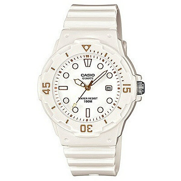 取寄品 CASIO腕時計 カレンダー アナログ表示 LRW...