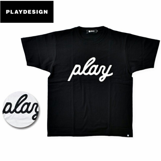 PLAYDESIGN プレイデザイン PLAY TEE P01-17ST05C...