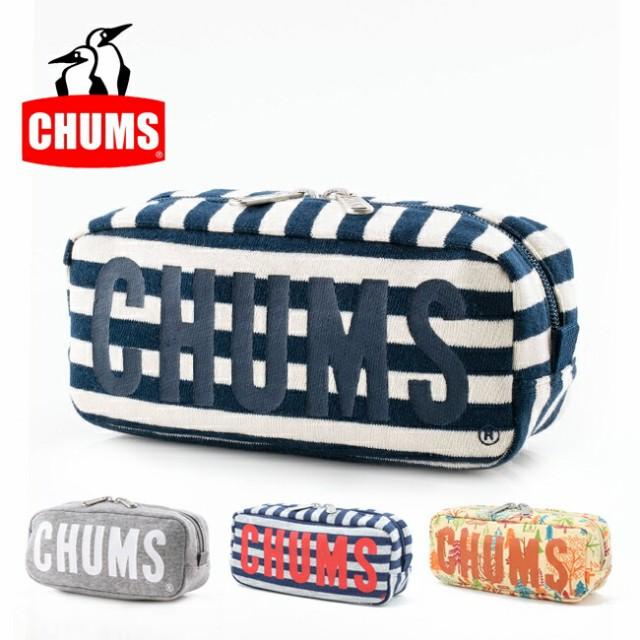 チャムス chums ポーチ Boat Logo Pouch Sweat ボ...