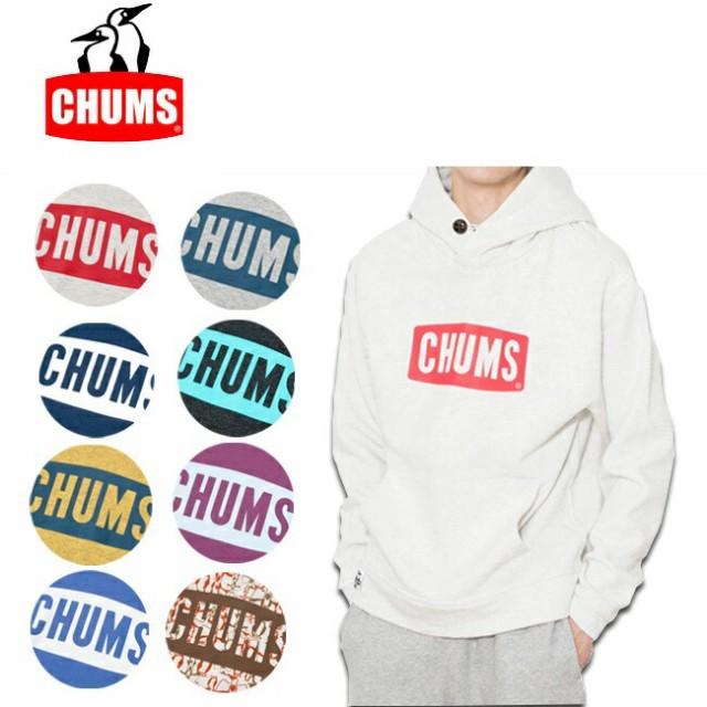 チャムス chums トップス CHUMS Logo Pull Over P...