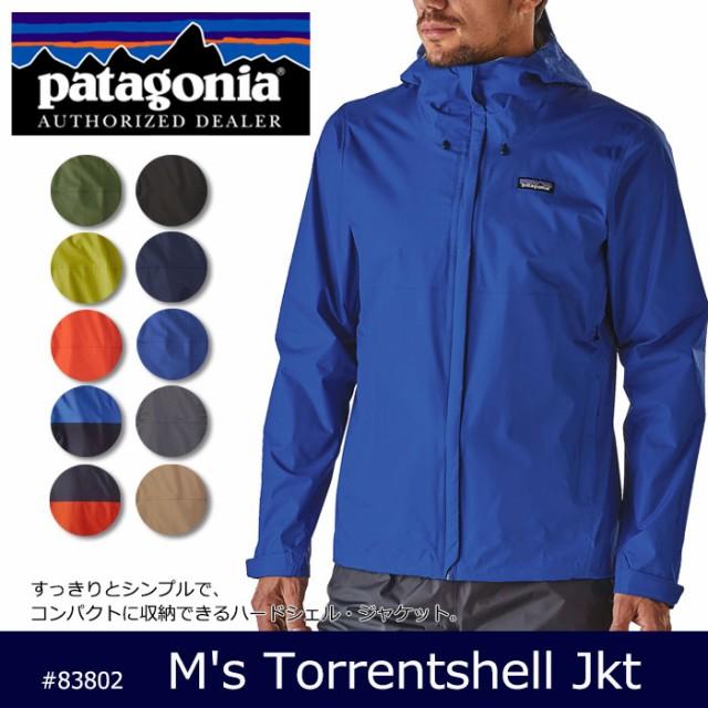 パタゴニア Patagonia M's Torrentshell Jkt メン...