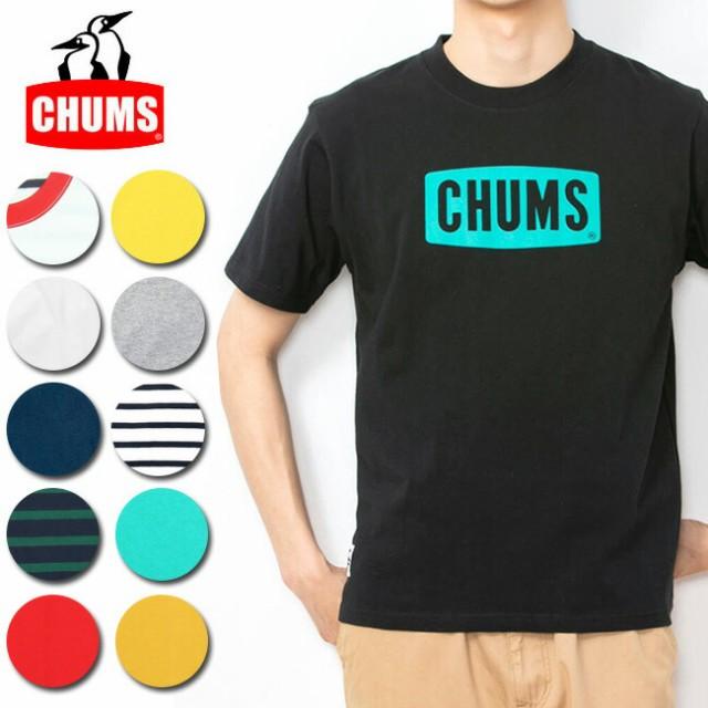 チャムス chums Tシャツ CHUMS Logo T-Shirt チャ...