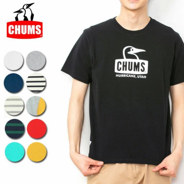 チャムス chums Tシャツ Booby Face T-Shirt ブー...