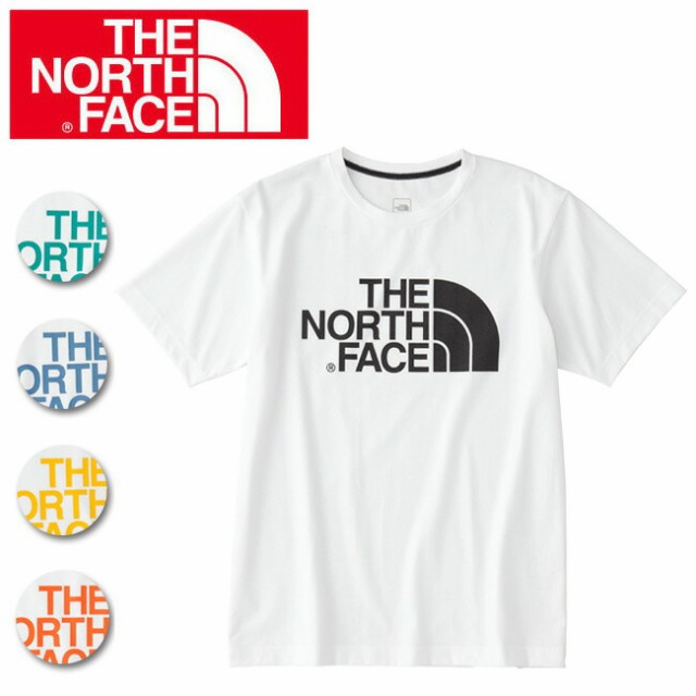 THE NORTH FACE ノースフェイス S/S Simple Logo ...