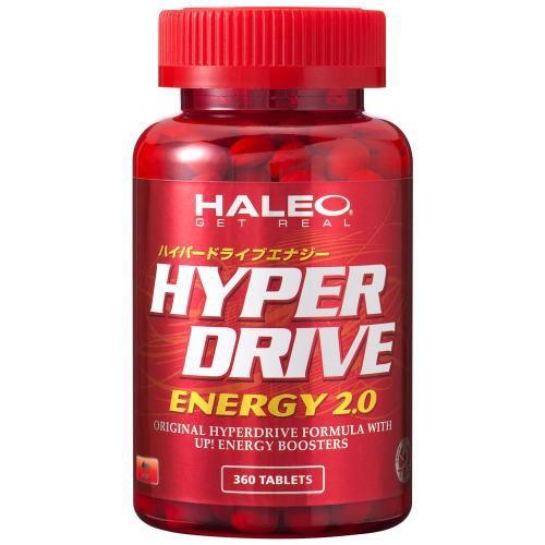 HALEO ハレオ HYPER DRIVE ENERGY2.0 ハイパード...