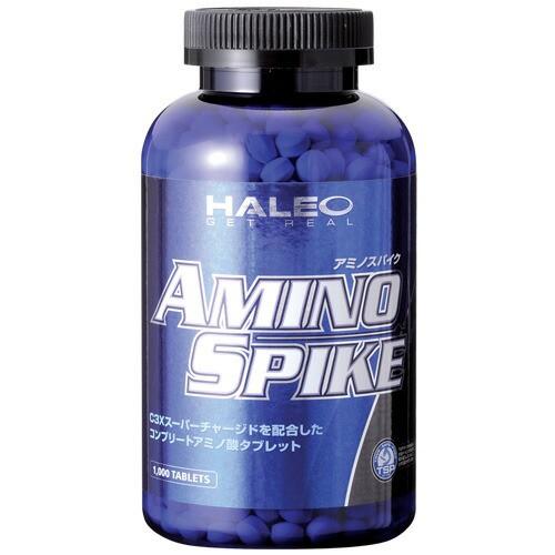 HALEO ハレオ Amino Spike アミノスパイク 1000タ...