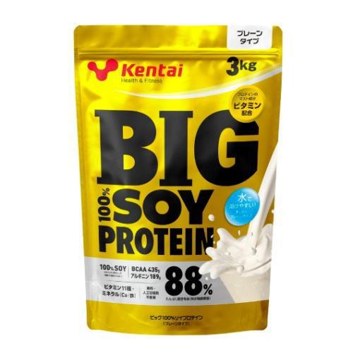 健康体力研究所 KENTAI ビッグ100%ソイプロテイン...