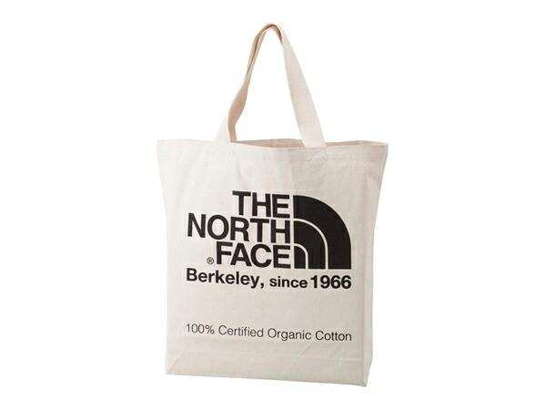 ノースフェイス:TNFオーガニックコットントート...