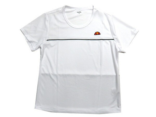 エレッセ:【レディース】クルーTシャツ【ellesse...