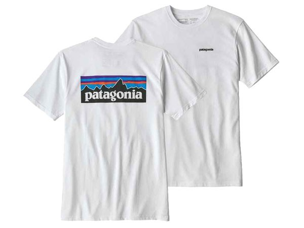 パタゴニア:【メンズ】P-6ロゴ・レスポンシビリ...