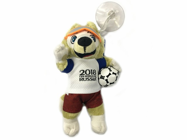 :2018 FIFA ワールドカップ ロシア ぬいぐるみ(...