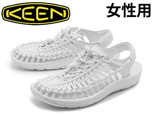 ke084訳あり品キーン ユニーク 24.5cm US7.5 スタ...